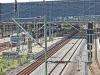 Sicht Richtung Süden mit Halle