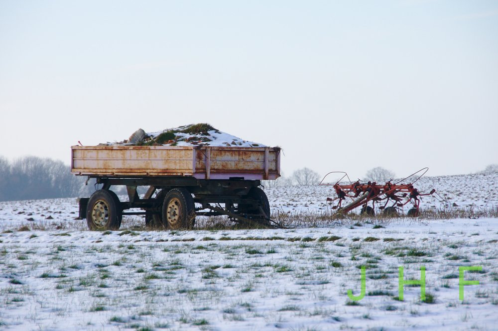 Wagen-Winter Photos
