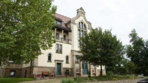 Villa Mädler seitlich