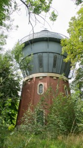 Wasserturm BW Chemnitz Glösaer Straße geb. 1906 Bauart Klönne