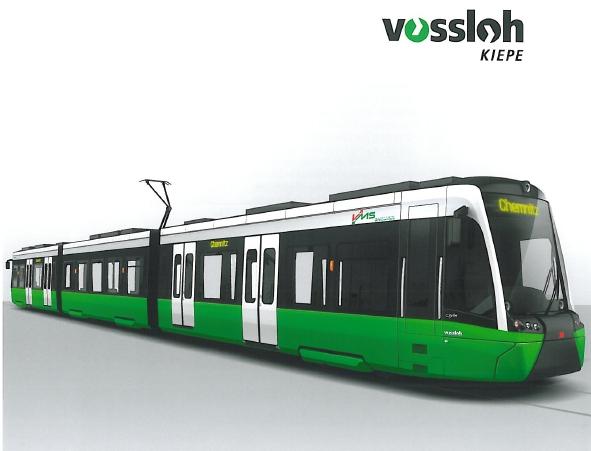 Neue Fahrzeuge der City-Bahn