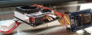 SDS011 Feinstaub-Sensor