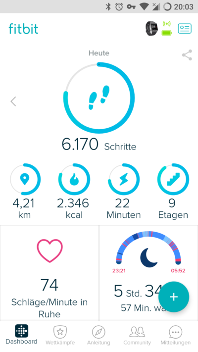 Fitbit 11.10.2017